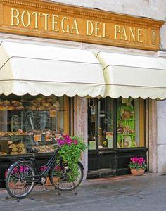 Lovely Italian Bakery, Bassano del Grappa , Veneto