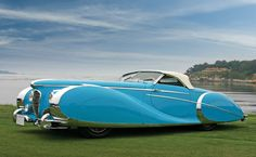 1949  Delahaye Type 175 S Roadster | Sports & Classics of Monterey 2010 | RM AUCTIONS