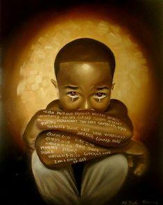 black love art, my black is beautiful, Black Love Art, Black Girl Art, My Black Is Beautiful, Black Child, Black Man, Black Boys, African American Art, African Art, African Style