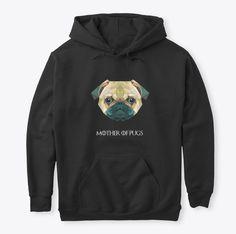 Hoodies, Sweatshirts, Black Hoodie, Pugs, Nice, Create, People, T Shirt, Stuff To Buy