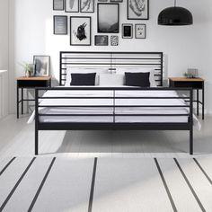 LINEA Metallbett 160x200 Cm