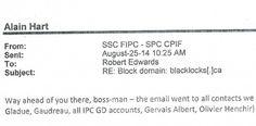 Feds Run News Blacklist, Ban Employee Access To Website   Blacklock's Reporter January 5, 2015