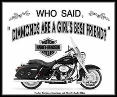 Join other Biker Chicks On Facebook -> https://www.facebook.com/pages/Attention-All-Biker-Chicks/757202017638268 #HarleyDavidson #Bikerchicks #LoveBikes