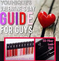 Shopping for your favorite Valentines?!? Order gifts for multiple ladies by purchasing sets!!  Pigments: 4 for $35   Lip Gloss: 3 for $40 3D Fiber Lash: $29 GIFT IDEA---include a pigment or lip gloss with a Valentine. 1 for each lady! #valentine #makeup #liplash #3Dfiberlash #valentinesday #soulmate #lipgloss #love #girls