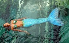 human Mermaid