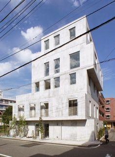 a f a s i a: Hiroyuki Ito Architects