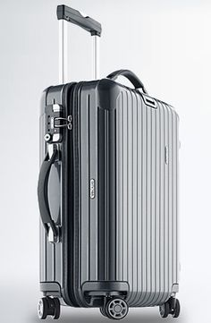 Ok it's official, I have converted to Rimowa.  Sorry Tumi!  The hard, water proof case is exceptional for those rough travels abroad!  I appreciate the aesthetics as well, nice and sleek!
