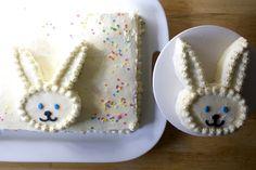 peaches and cream bunny cake | smittenkitchen.com