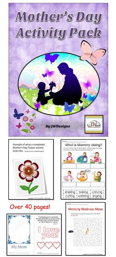 Mother S Day Worksheets 3rd Grade : Muffin for mom mum craftivity mothers day craftivities