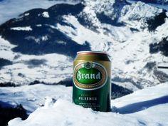 Wintersport met Brand Bier #brandbier