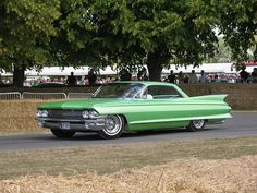 Cadillac Coupe De Ville I had one back in the day. Only it was white with black leather interior. What a big beautiful car! Diesel Trucks, 4x4 Trucks, Lifted Trucks, Ford Trucks, Jimmie Vaughan, Chevrolet Trucks, 1957 Chevrolet, Chevrolet Impala, Cadillac Eldorado