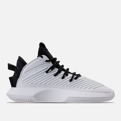 new style 61a37 7b9ad ... mens adidas crazy 1 adv basketball shoes mens adidas crazy 1 adv  basketball shoes adidas crazy 1 adv originals sko dame svart hvite 834fukwa