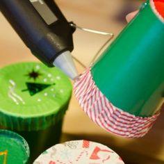 Calendrier de l'Avent Sapin DIY - Annikids, le blog Blog, Diy, Mussels, Fir Tree, Bricolage, Blogging, Do It Yourself, Homemade, Diys