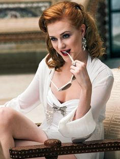 Evan Rachel Wood as Queen Sophie-Ann in True Blood