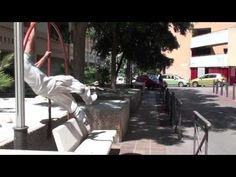 Parkour, literally. (part 2) - Not flashy - just amazing parkour