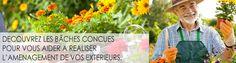 Quelle bâche de protection utiliser en fonction de vos travaux de jardinage ?