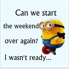Good Morning... Can we have 5 Days weekend and 2 working days?  #WeekendAlwaysShort #NeedWeekendExtension by infobuddie