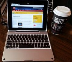 ClamCase Pro iPad Keyboard – A Review