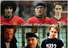 Fellaini, Rooney i Januzaj podobni do aktorów z filmu Kevin sam w domu • Piłkarze Man Utd wyglądają jak aktorzy • Wejdź i zobacz >> #manchesterunited #manutd #football #soccer #sports #pilkanozna #funny