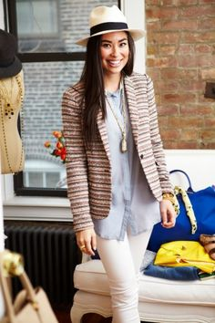 Master That Perfect Nantucket, Preppy Chic (Without Marrying A Kennedy) #Refinery29