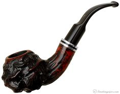 Nording Royal Flush Carved (Queen) Pipes at Smoking Pipes .com