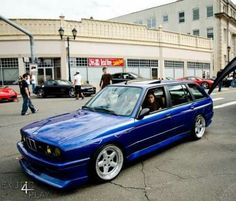 E30 touring M3 convertion