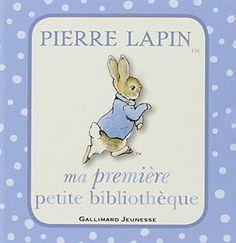 Ma première petite bibliothèque Pierre Lapin de Beatrix Potter