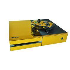 HelloDefiance, Gold Brick Skin - Xbox One Protector, best, HelloDefiancecheap