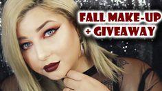 Acest videoclip e un 3 in Are una bucata tutorial GRWM plus una bucata Giveaway plus cateva first impresions! Catio, Make Up, Fall, Youtube, Video Clip, Maquiagem, Autumn, Maquillaje, Makeup
