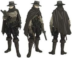 Tagged with rpg, tabletop games, dungeons and dragons, roleplaying games, sorrynotbutthole; Dark Fantasy, Fantasy Armor, Character Concept, Character Art, Concept Art, D D Characters, Fantasy Characters, Chasseur De Primes, Le Far West