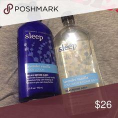 Bath & BodyWorks Lavender vanilla body lotion & Body Wash & Foam bath Bath & BodyWorks Other