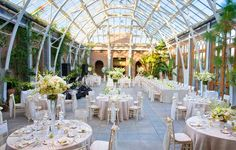 Orangerie @ Tower Hill Botanic Garden, honestly my dream location, too expensive i think though :(