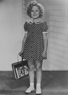 Shirley Temple,1936.