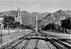 THE TRAMWAYS OF COLOMBIA