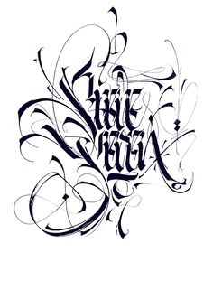 CALLIGRAPHY MIX on Typography Served