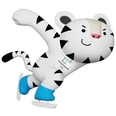Mascot | PyeongChang 2018 Olympic and Paralympic Winter Games