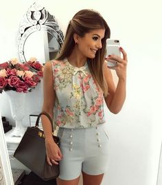 50 spring outfits to look cool – Artofit Mode Rockabilly, Look Fashion, Fashion Outfits, Fasion, Casual Dresses, Casual Outfits, Cool Outfits, Summer Outfits, Look Chic
