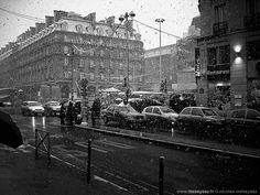 ARCHIVES JOURNAL PHOTO, il y a 10 ans: «Heart in the snow» La PHOTO du Jour du 5 janvier 2003
