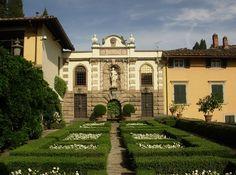 Italian Villas: Villa I Tatti, Firenze, Toscana, Italy
