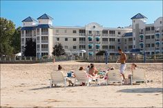 #Cantwait - Firm to invest $60M to restore old hotels + beach properties at @Cedar Point #Ohio