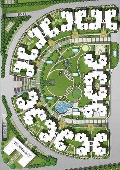 What is Landscape Architecture? Landscape Architecture Drawing, Landscape Design Plans, Concept Architecture, Urban Landscape, Site Development Plan, The Plan, How To Plan, Plan Plan, Resort Plan