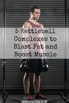 Kettlebell complexes are the kings and queens of fat-scorching workouts. Try these out and like what you see in the mirror. #chroniclesofstrength #kettlebells #patflynn