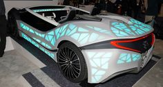 CES 2016: Bosch Concept Car Is All About Screens. The Bosch Concept Car was unveiled in late December 2015 and received the Innovation Award before the Consumer Electronics Show even opened its gates.
