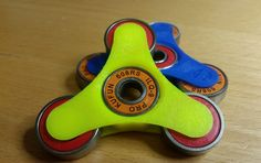 Open+wheel+four+bearing+fidget+spinner+by+RRacer.