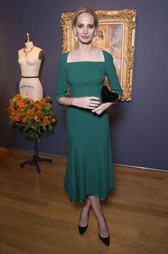 Dolce & Gabbana Alta Moda and Christie's Celebrate Impressionist and Modern Art – Vogue