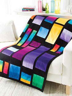 Tiffany Glass Quilt Kit