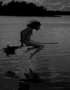 Witch over water ♠★♠