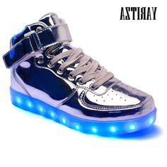 31.99$  Buy here - https://alitems.com/g/1e8d114494b01f4c715516525dc3e8/?i=5&ulp=https%3A%2F%2Fwww.aliexpress.com%2Fitem%2F2016-New-Men-and-Women-Fashion-Luminous-Shoes-High-Quality-LED-Lights-USB-Charging-Colorful-Shoes%2F32594893927.html - [YARITZA] 2016 Men and Women Fashion Luminous Shoes High Quality LED Lights USB Charging Colorful Shoes Lovers Casual Flash Shoe