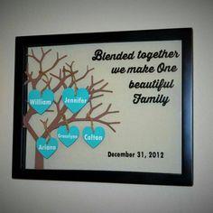 Blended family christmas gift ideas