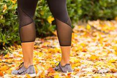 Mesh leggings for every workout.  Sizes XS-3X.  #temaathletics #mesh #leggings #activewear #plussize #fall #leaves #fallfashion #fallstyle #workout #yoga